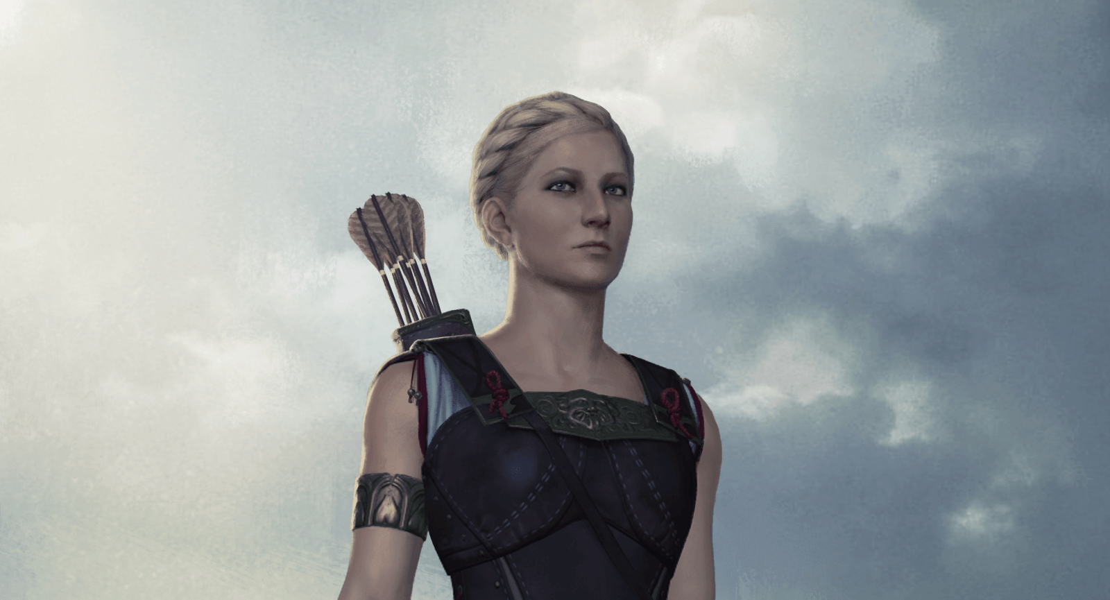 Cynane the Queen Slayer Joins the Total War: ARENA Battlefield news header