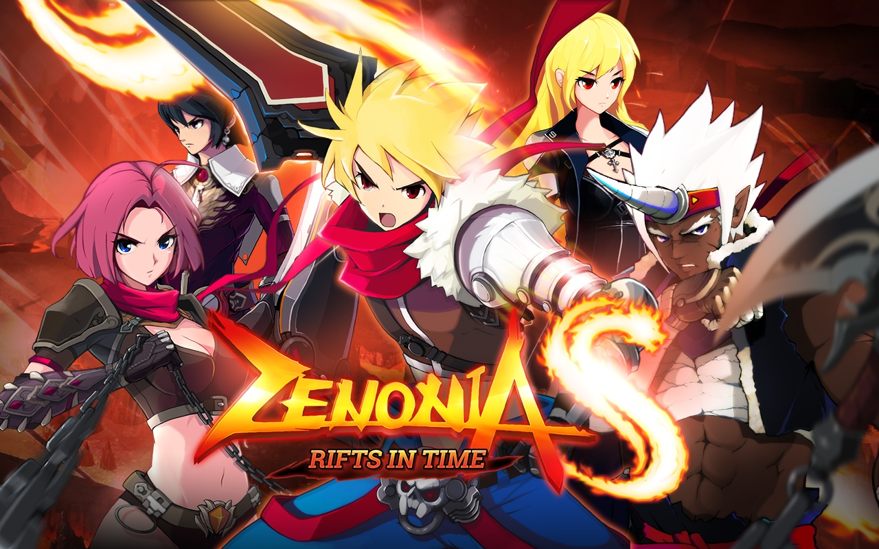 Zenonia S: Rifts in Time Launched Worldwide on Mobile news header