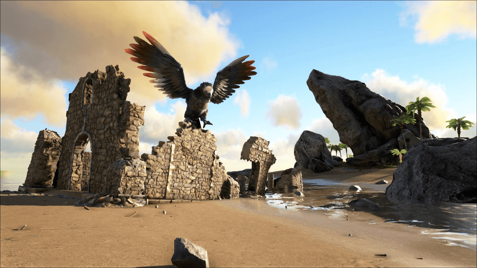 ARK: Survival Evolved Launches on Xbox Game Preview December 16 news header