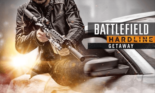 Battlefield Hardline: Getaway Coming January 2016 news header