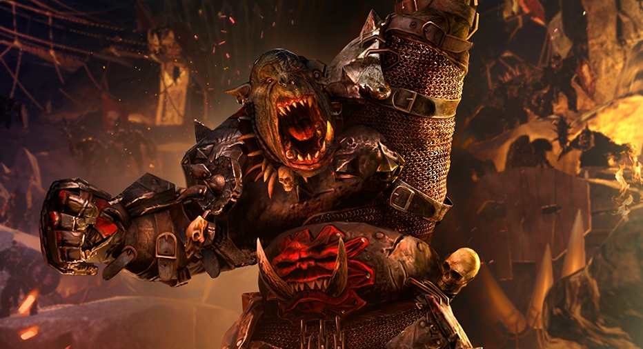 Total War: Warhammer Campaign Press Preview Grimgor