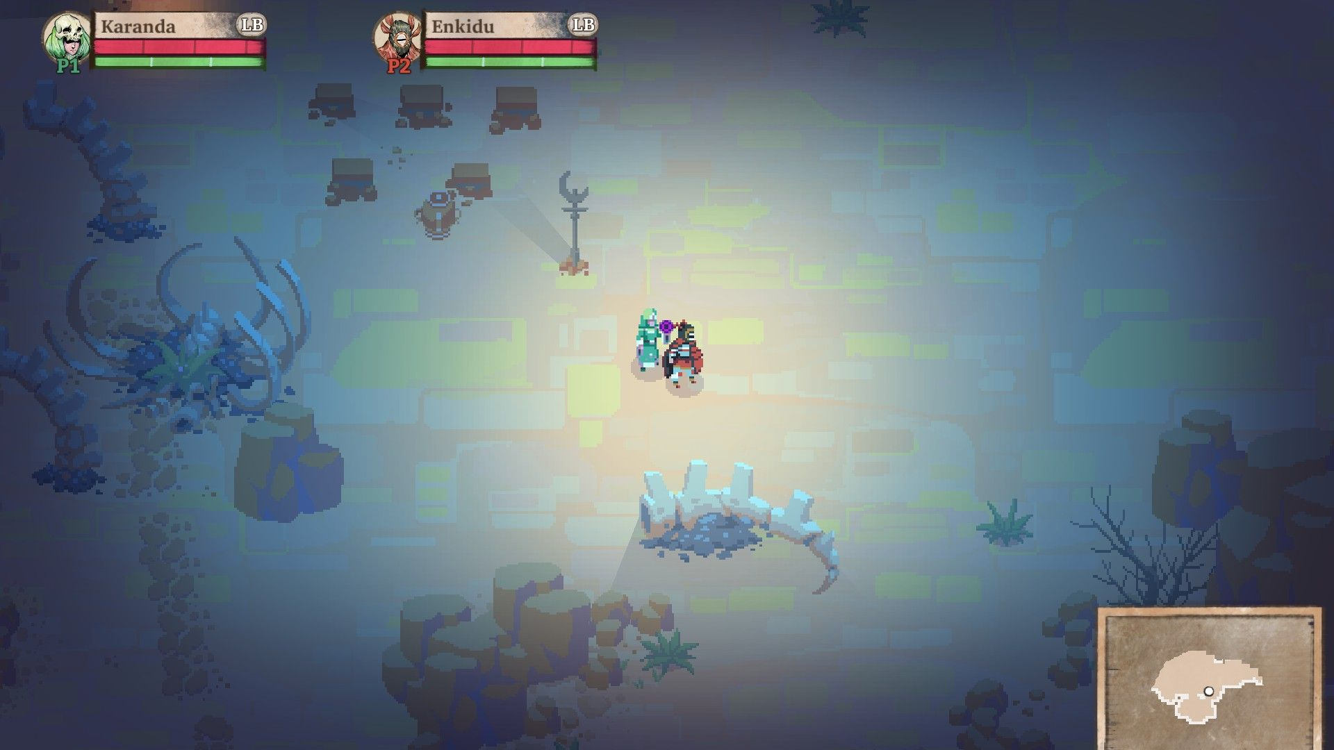 Moon Hunters Beta Preview