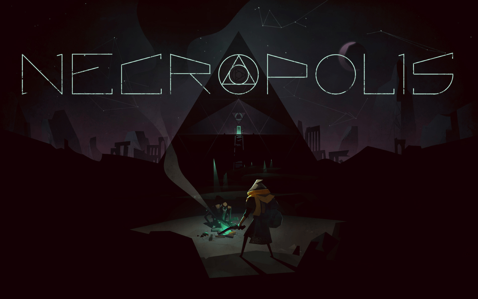 3D Action Roguelike Necropolis Launches March 17 header