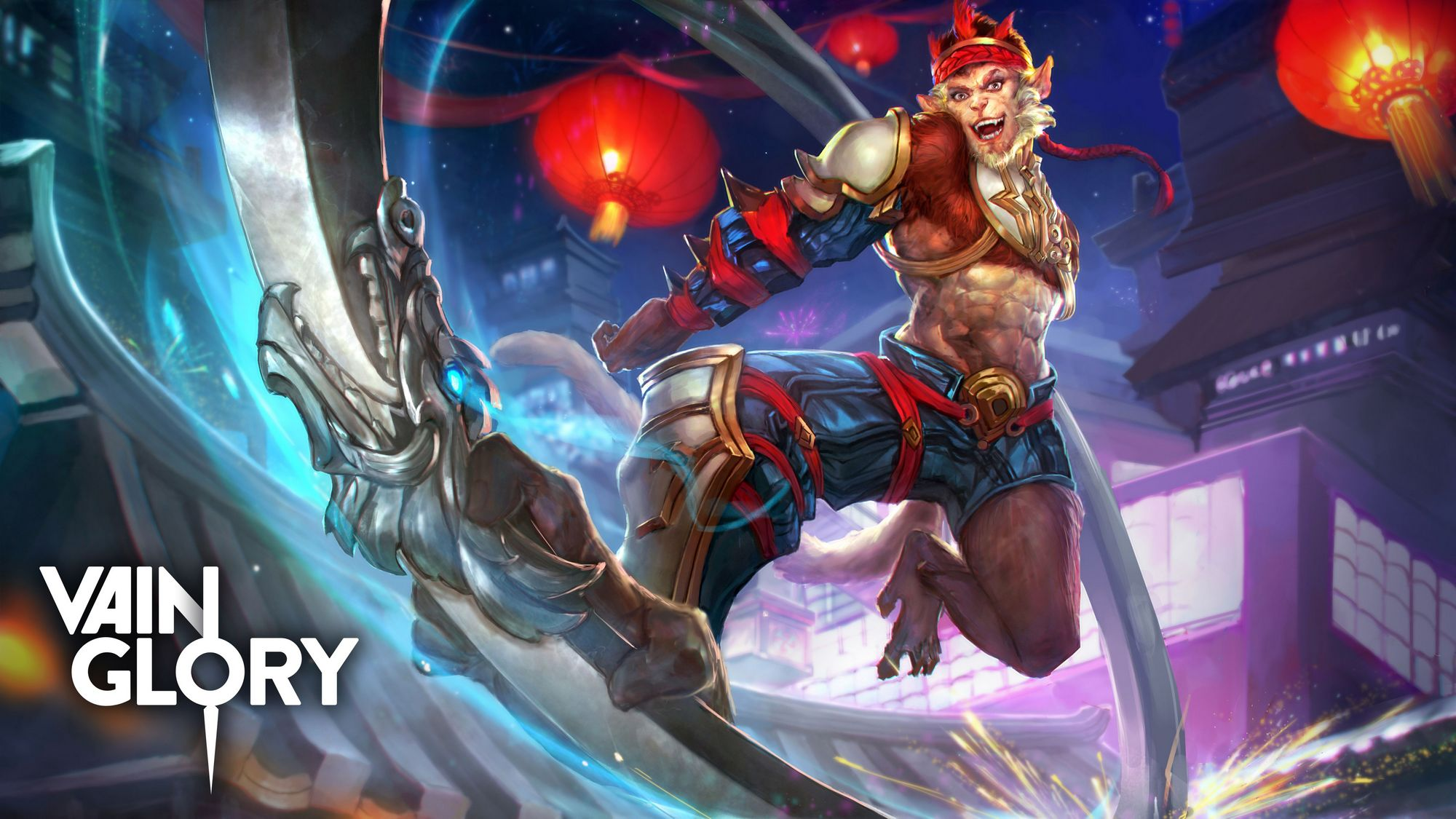 Vainglory New Hero Ozo