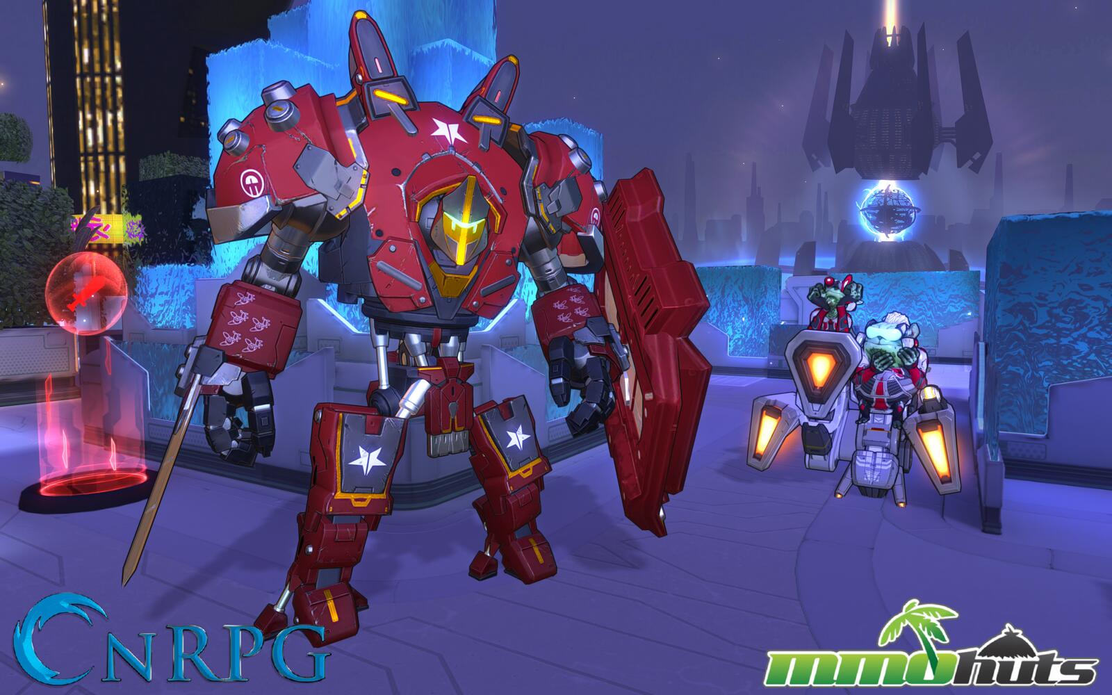 Atlas Reactor Preview Rampart