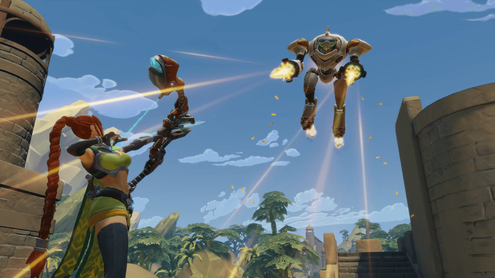Paladins Changes Champions to Unlock Model