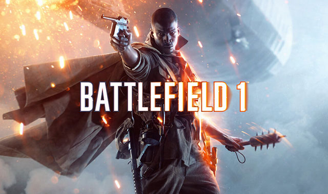 Battlefield 1 Mobile Game Banner