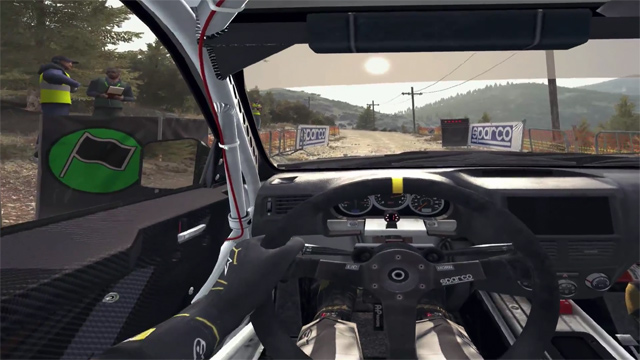 Featured video: DiRT Rally VR Trailer