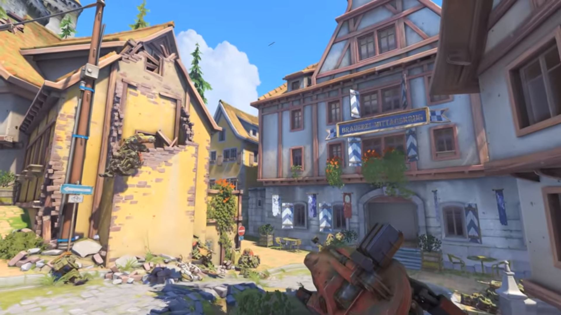 Overwatch Eichenwalde Preview