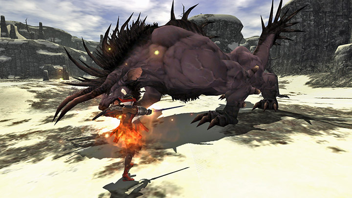 ffxi behemoth