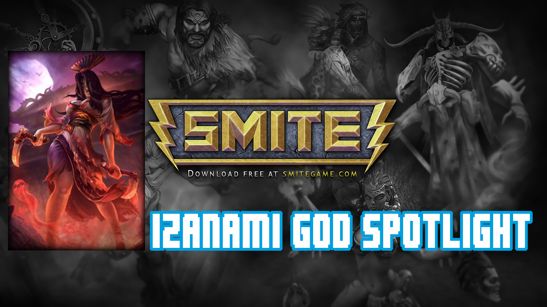 Izanami God Spotlight