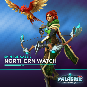 Northern Watch Cassie