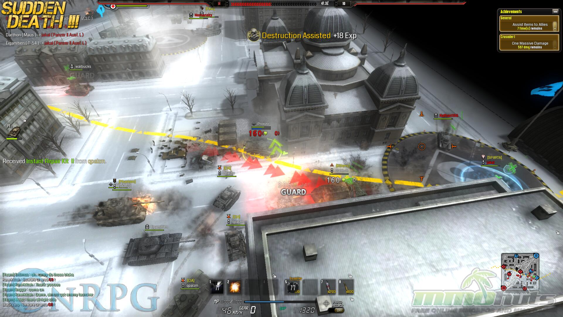 Battleline: Steel Warfare Review