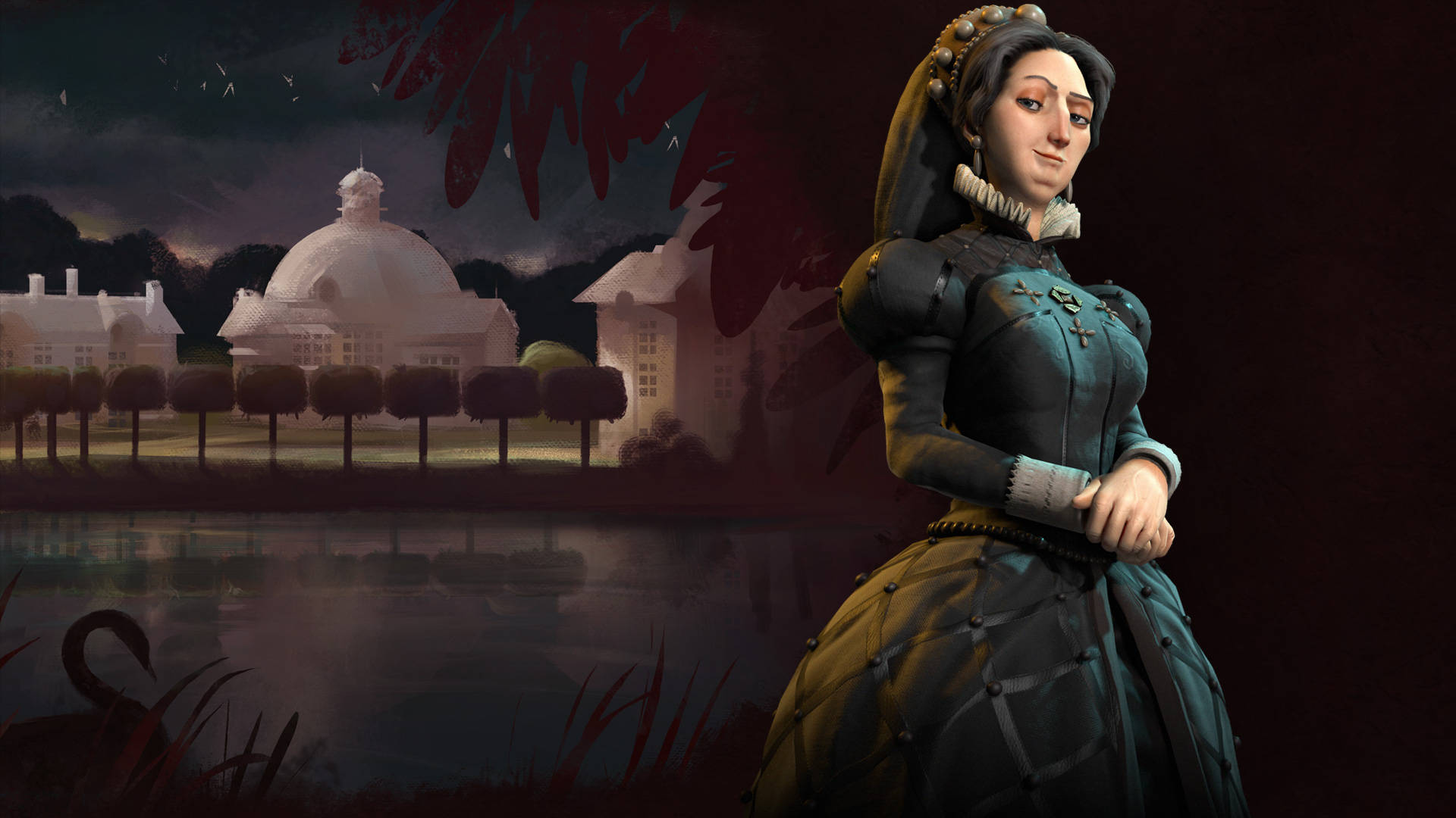 CivilizationVI_France_Catherine_hero