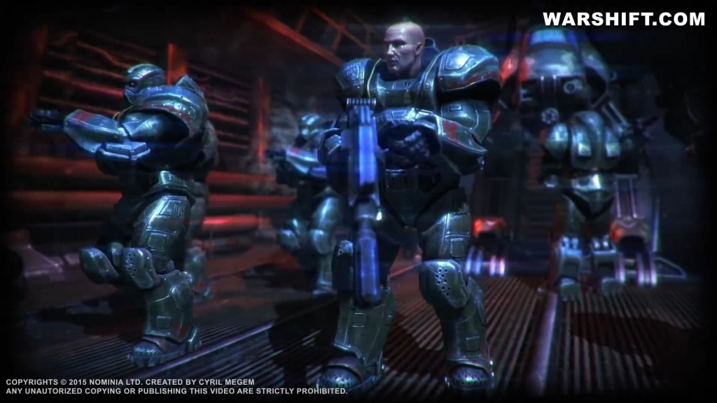 Featured video: WARSHIFT Gameplay Trailer