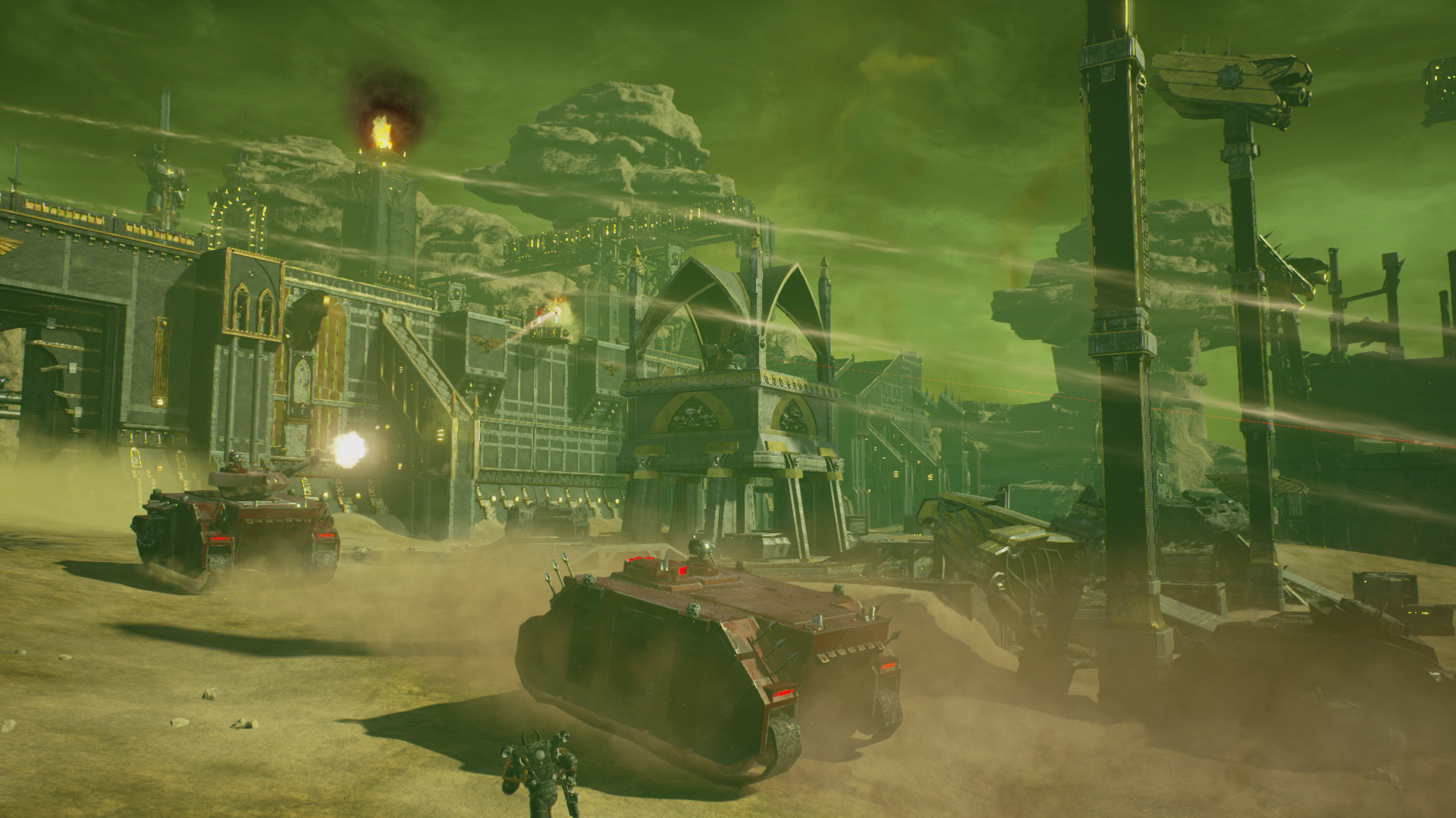 Warhammer 40000 Eternal Crusade Screenshot