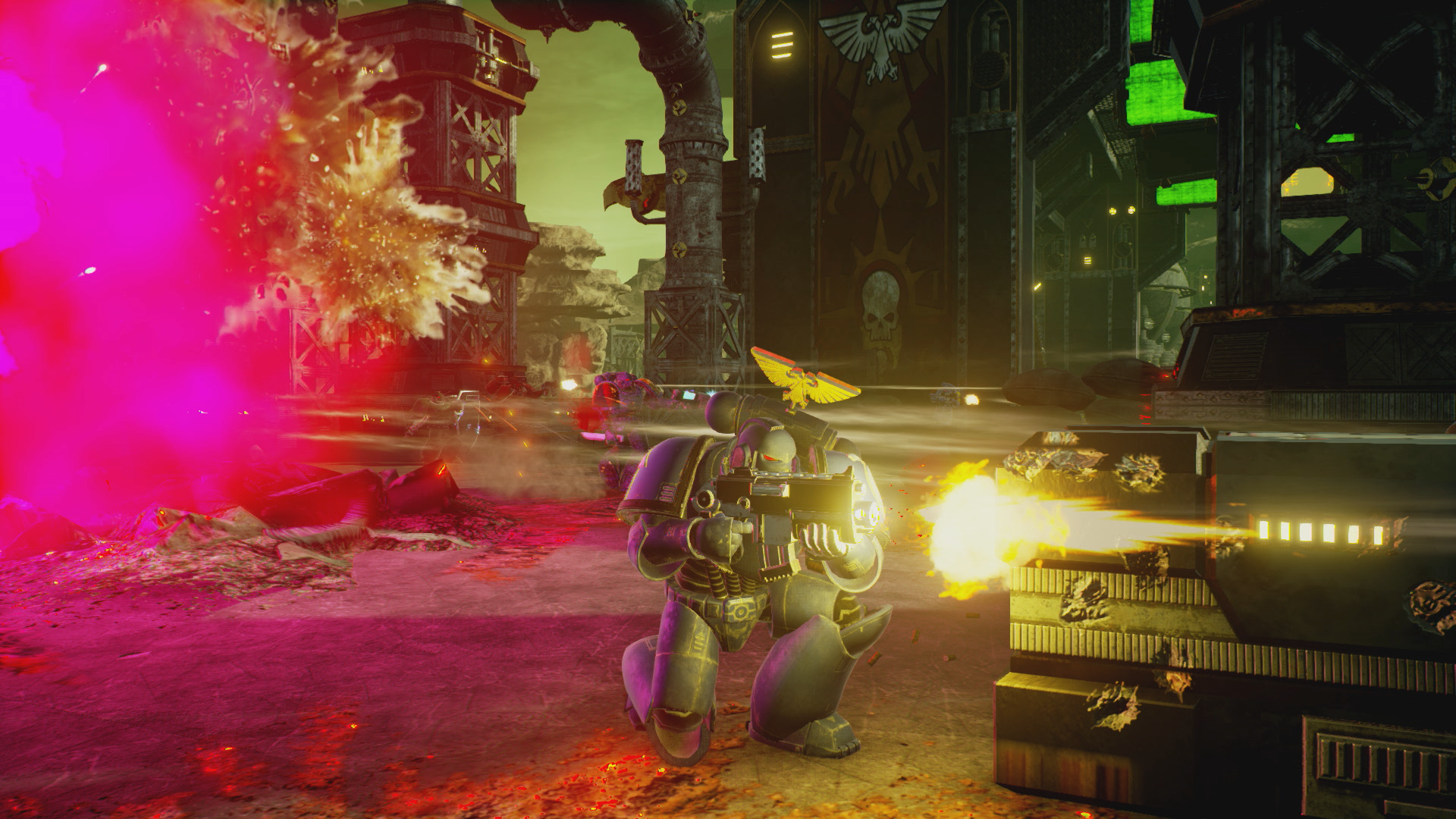 Warhammer 40000 Eternal Crusade Screenshot 4