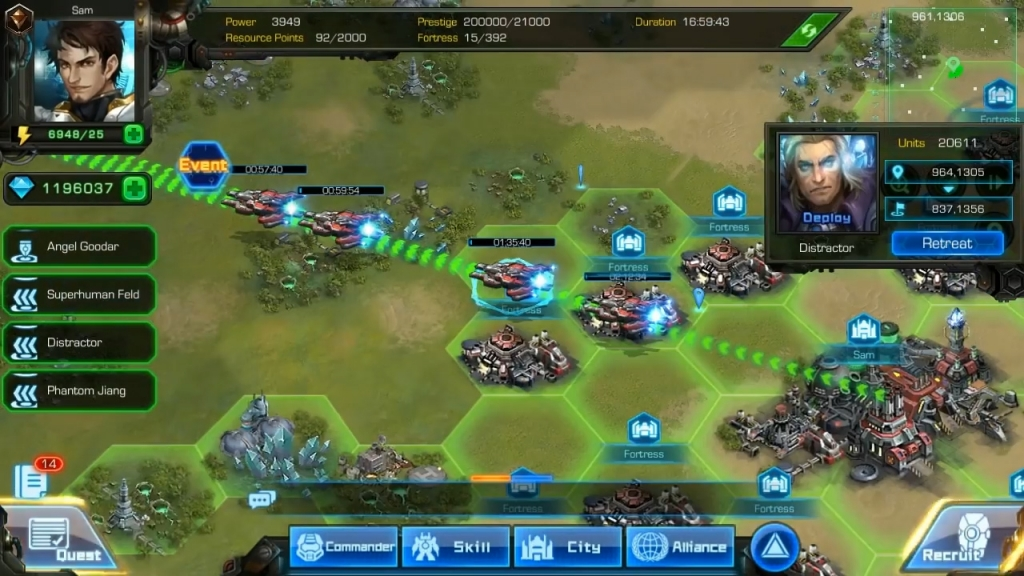 Featured video: Millennium Conquest Trailer