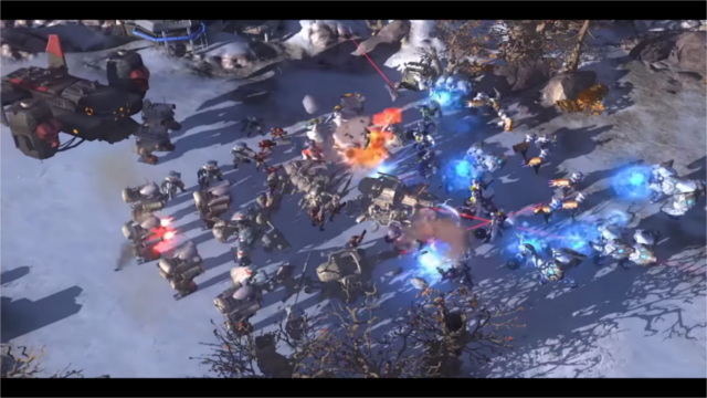 Featured video: Art of War: Red Tides Greenlight Trailer