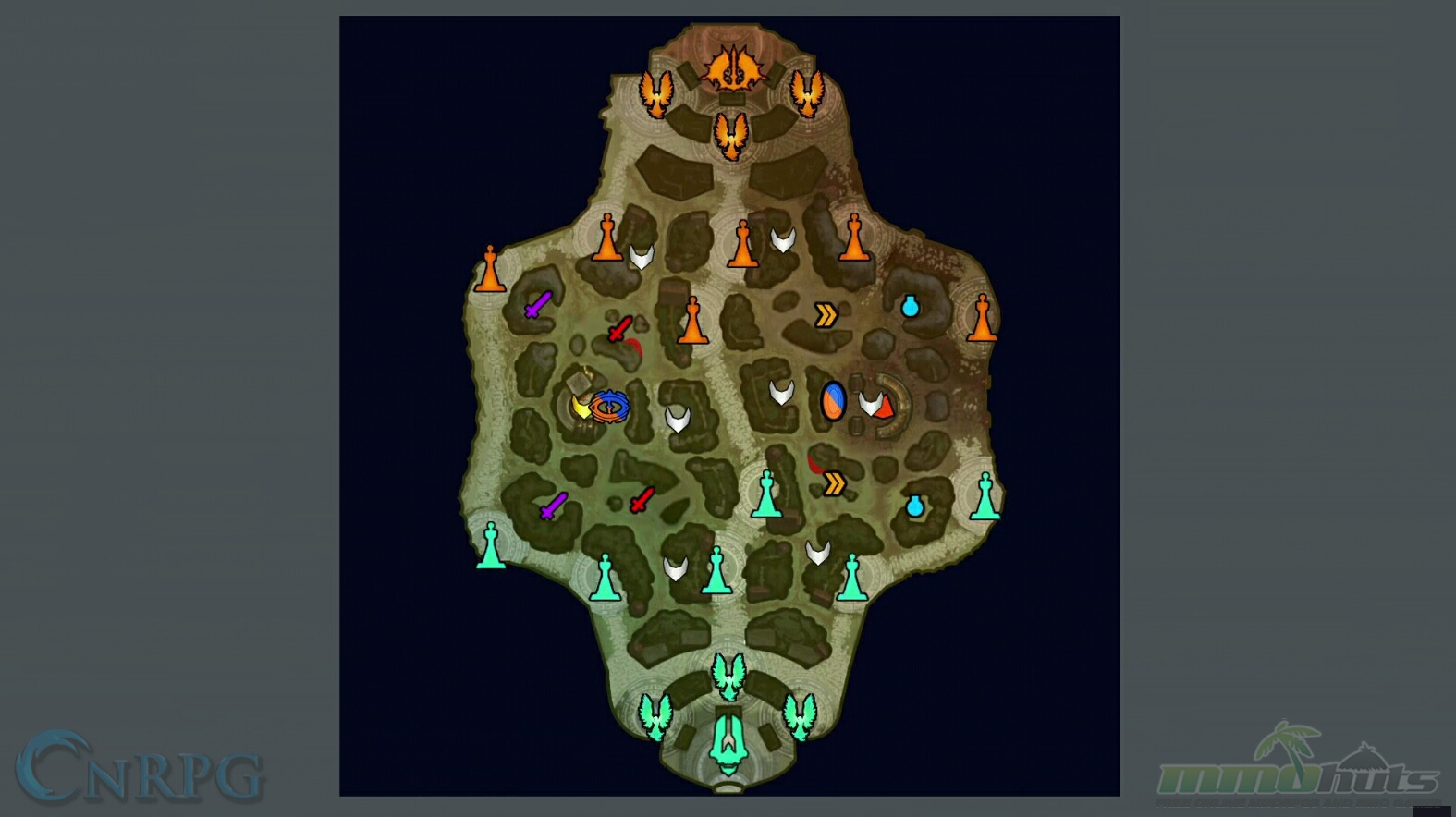 SMITE-Season4-Conquest-Map-Layout
