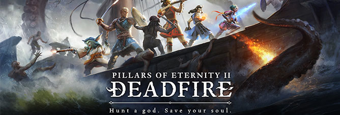 Pillars of Eternity II: Deadfire Game Profile Banner