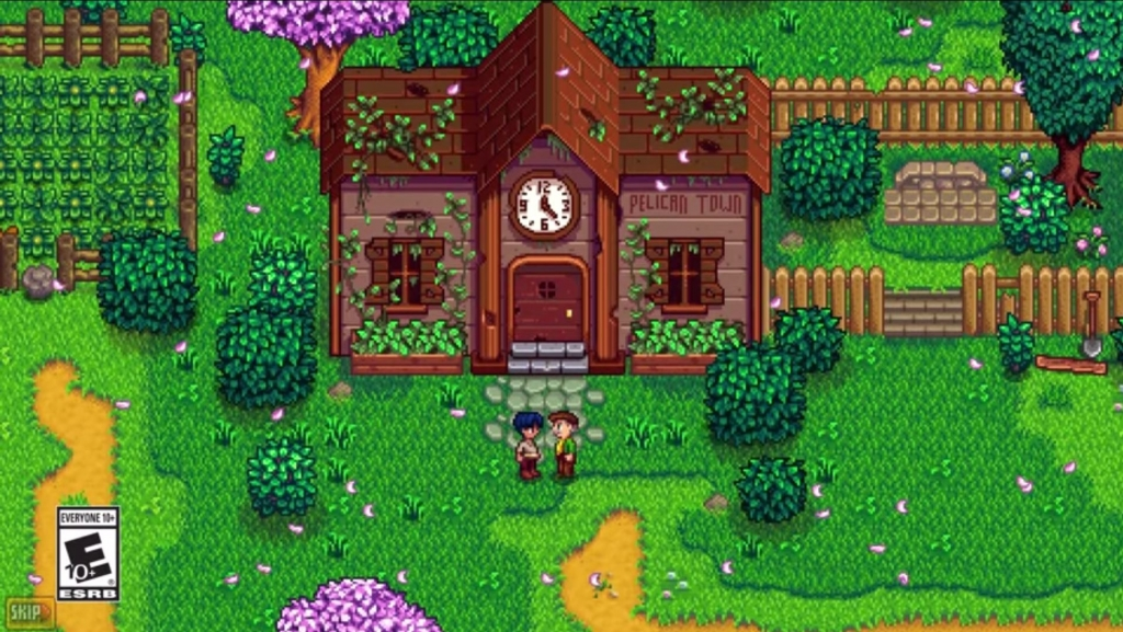 Featured video: Stardew Valley Collector's Edition – Available Now