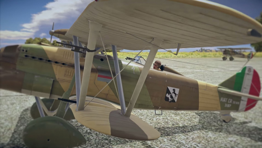 "Featured video: War Thunder: Update 1.69 ""Regia Aeronautica"""