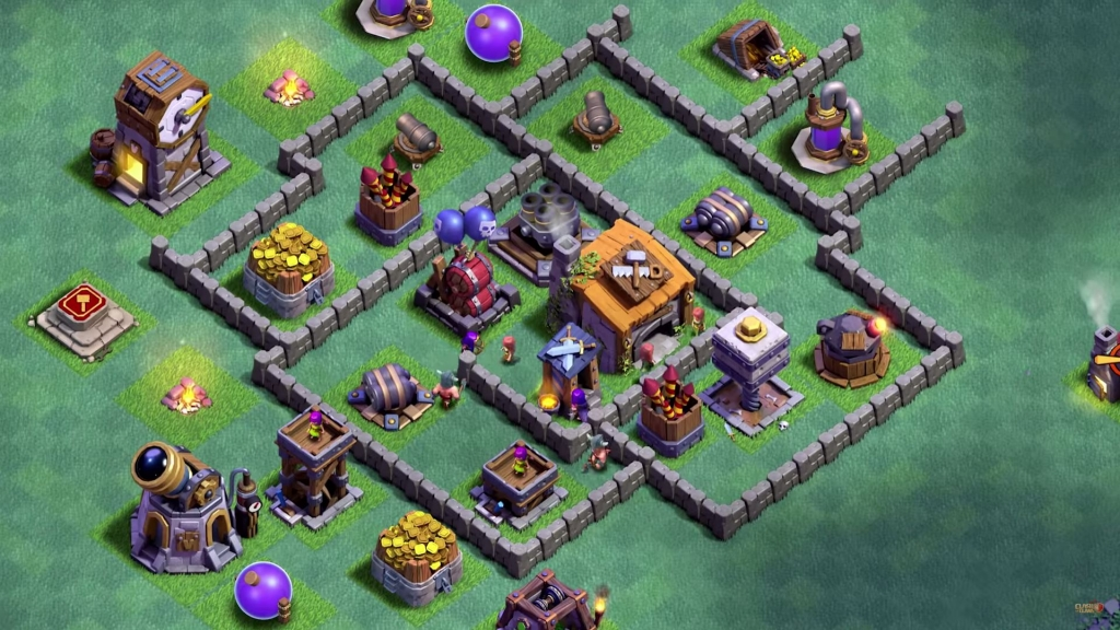 Featured video: Clash of Clans: Introducing Builder Hall Level 6!