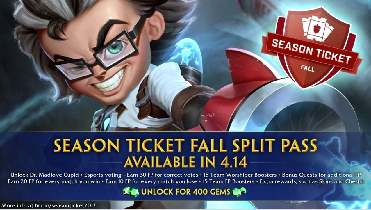 Hirez Fall Split