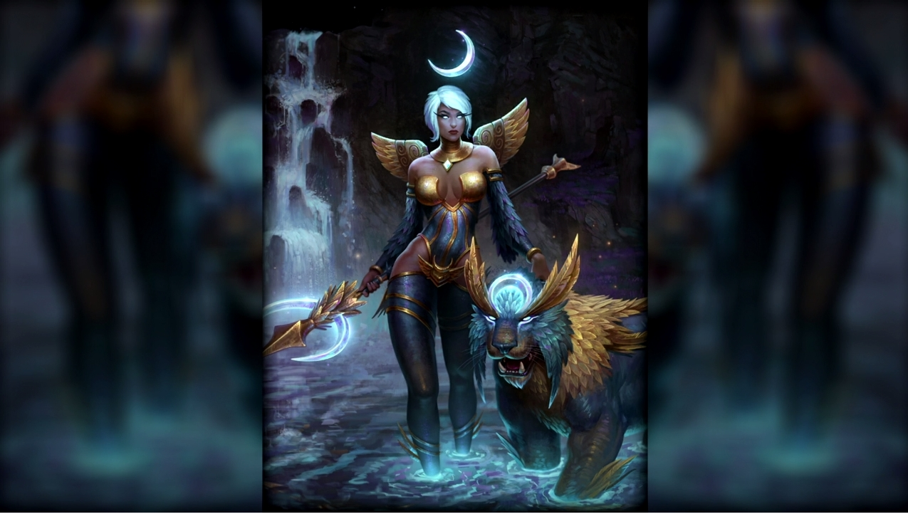 SMITE 4.14 Patch Notes Awilix