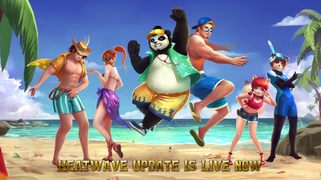 Featured video: Taichi Panda Heatwave Update Trailer