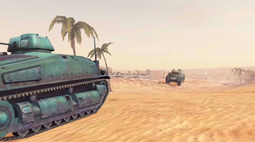 Featured video: World of Tanks Blitz – Update review 4.0