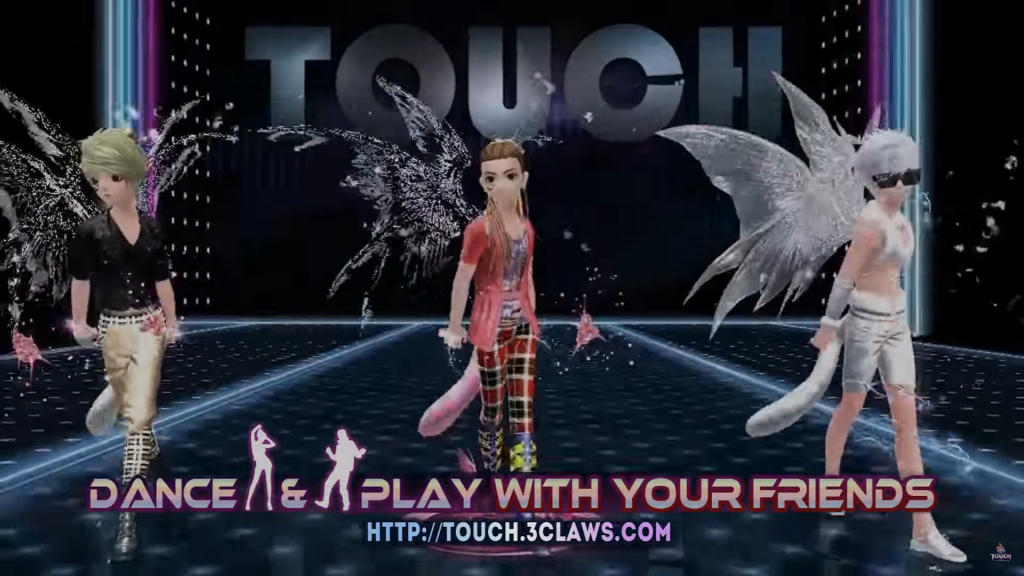 Featured video: TOUCH Trailer