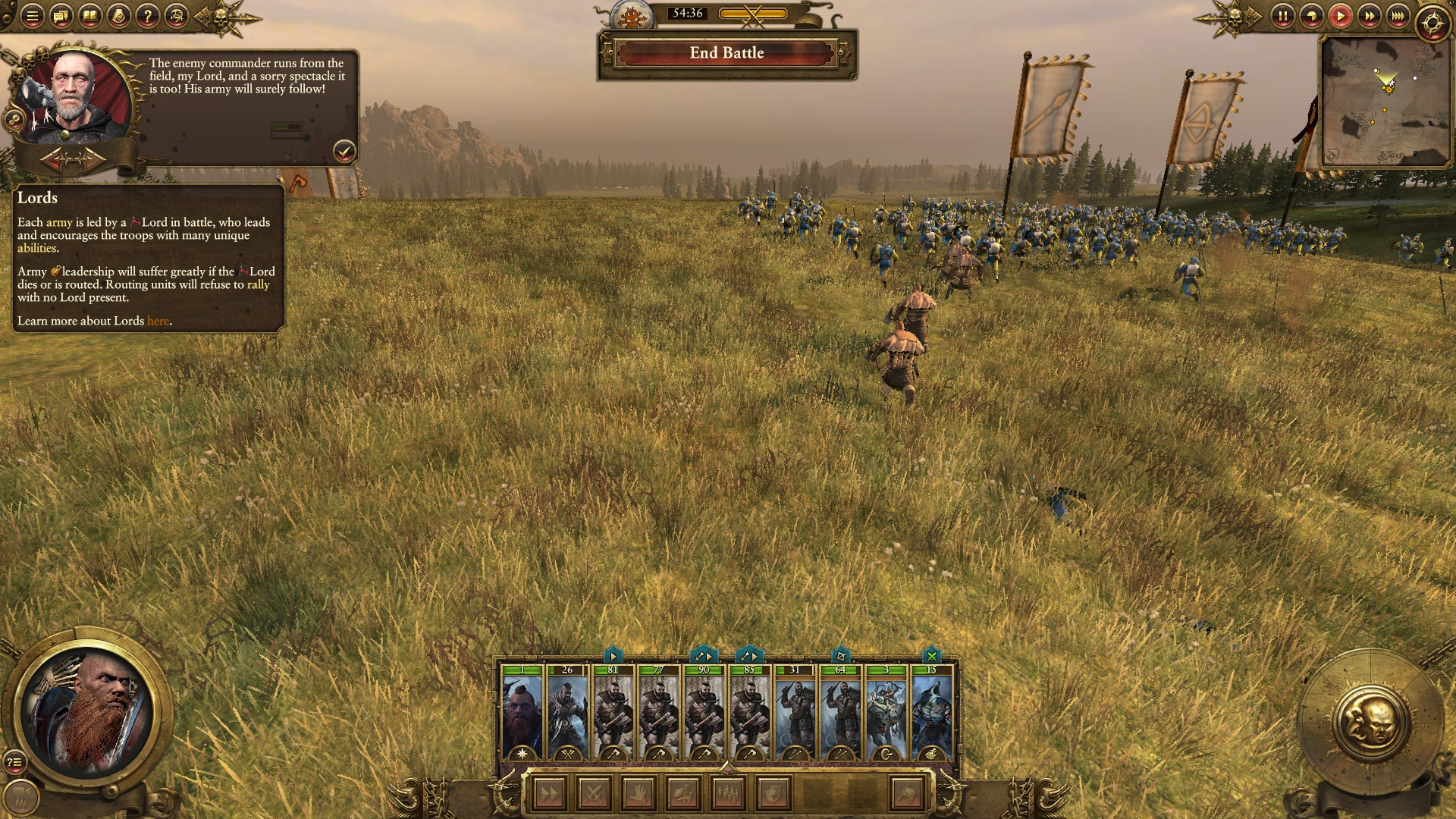 Total War - Warhammer Battle