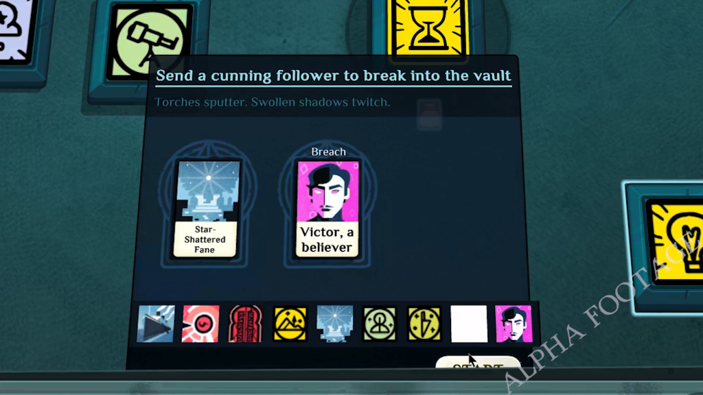 Featured video: Cultist Simulator: Bring the Dawn Trailer