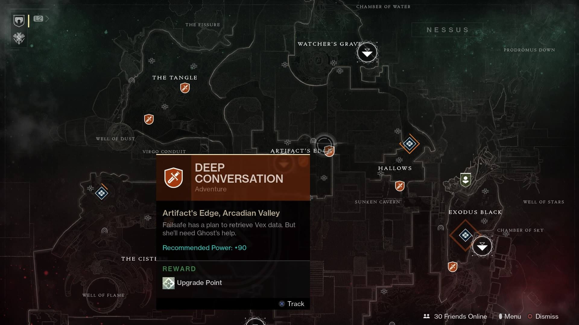 Destiny 2 - Map