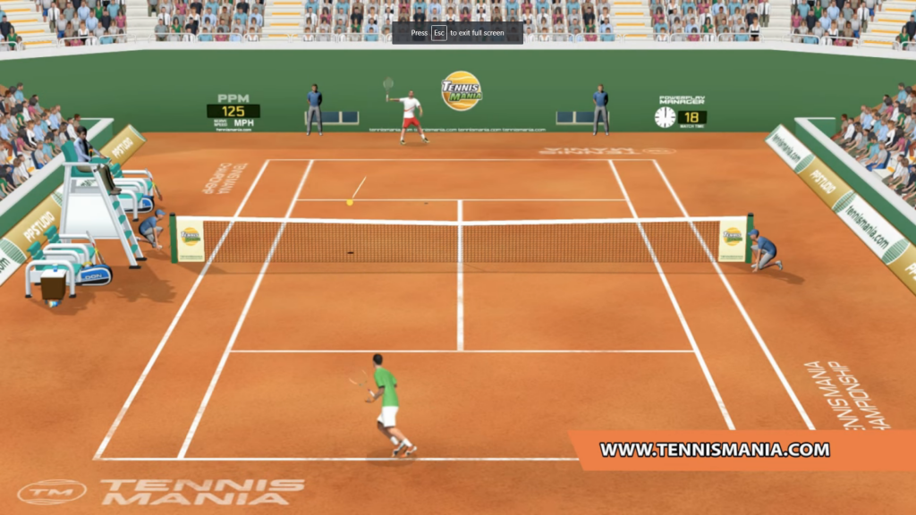 Featured video: Tennis Mania Trailer