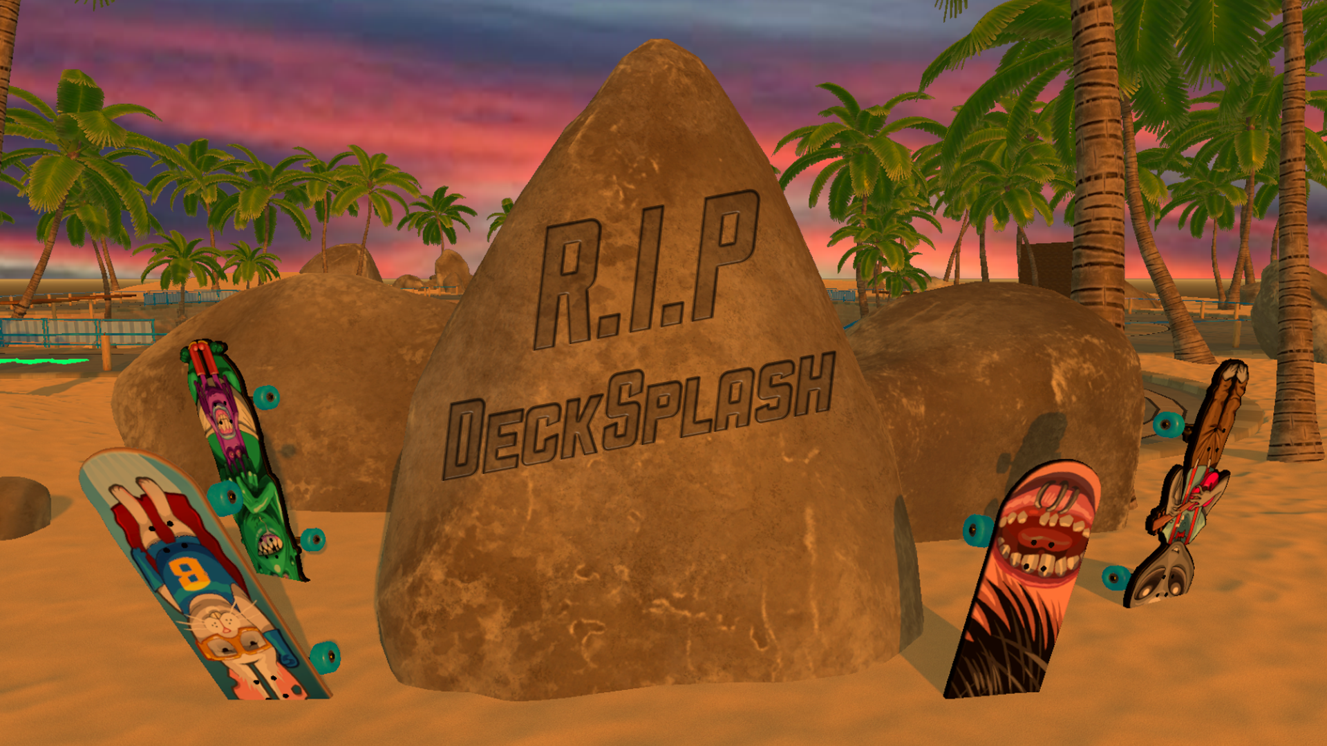 Decksplash News