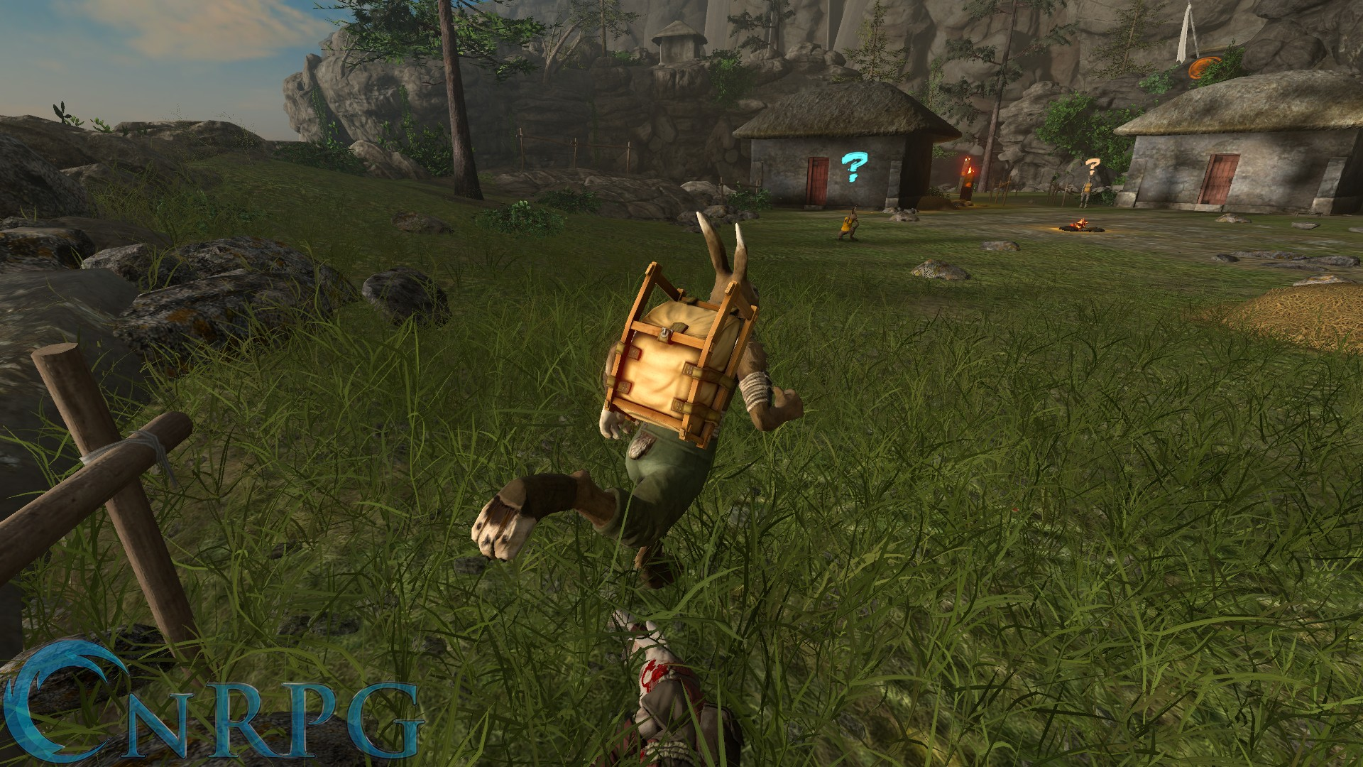 Overgrowth Gameplay Screenshot