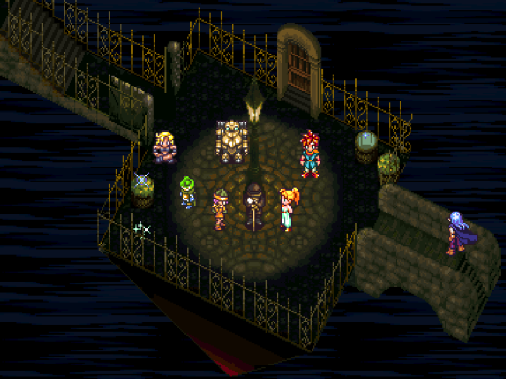 Retro Review Chrono Trigger - End of Time