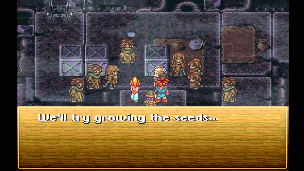 Retro Review Chrono Trigger - Seeds