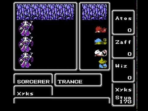 Rose-Colored Glasses - FF1 NES - Instant Kill