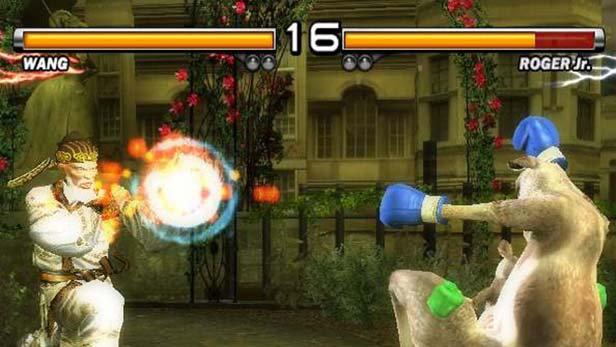 Tekken 5 Official Screenshot 2