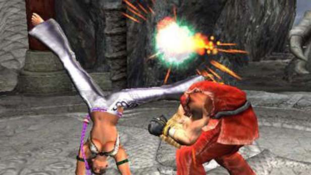 Tekken 5 Official Screenshot 3