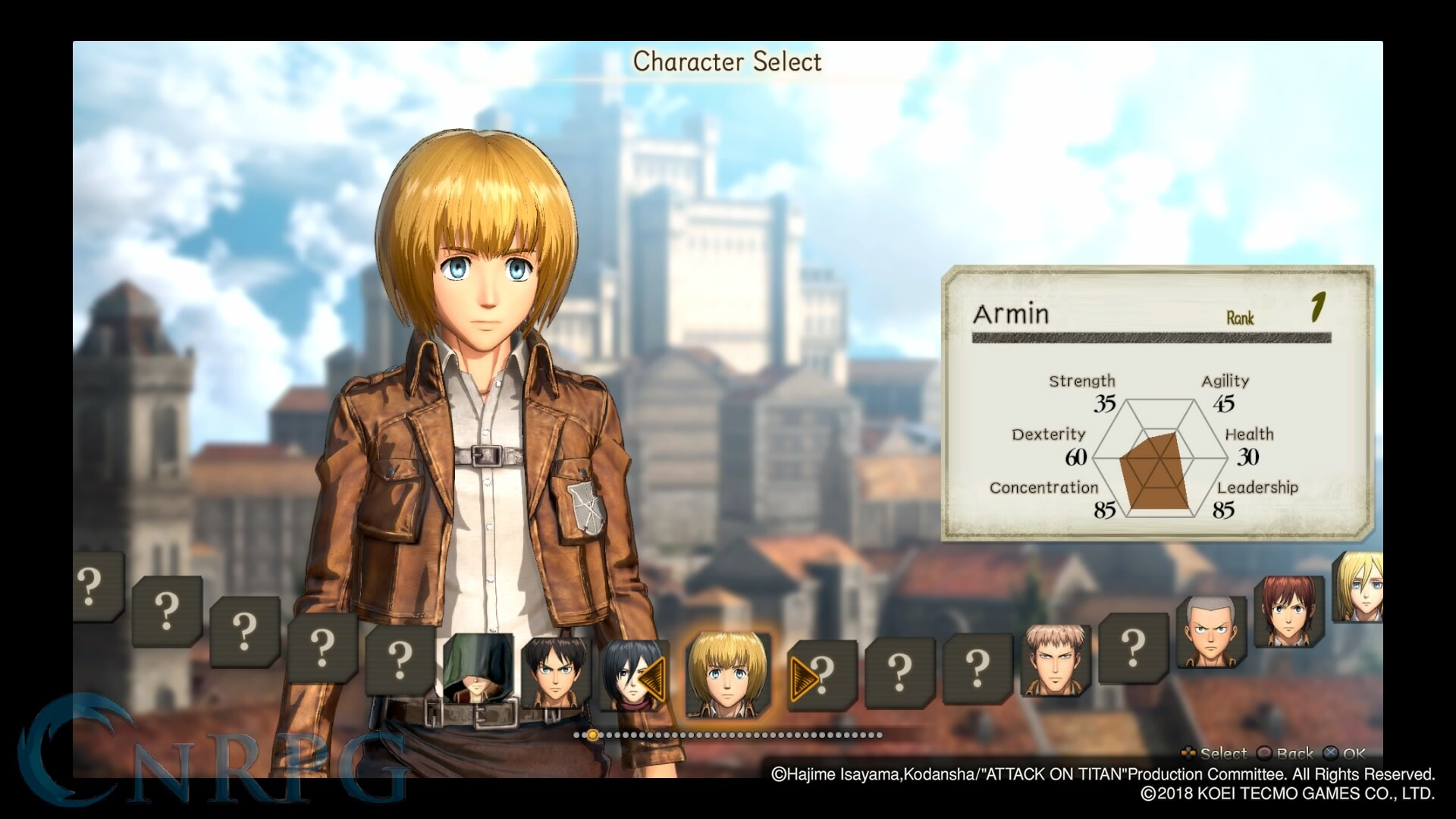 Attack on Titan 2 Screenshot