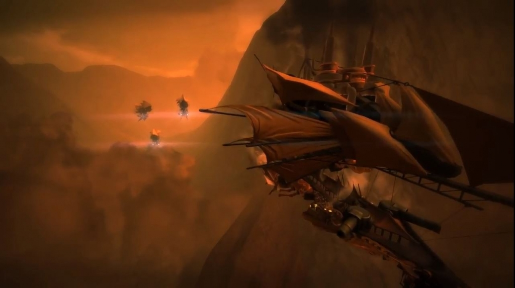 Featured video: Guns of Icarus Alliance PS4 Release Trailer