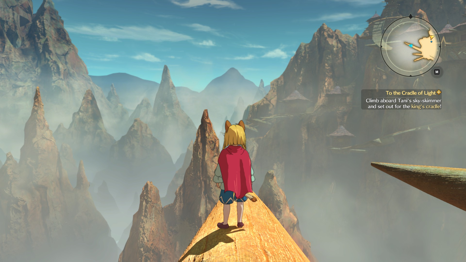 Ni no Kuni 2 Review - The World