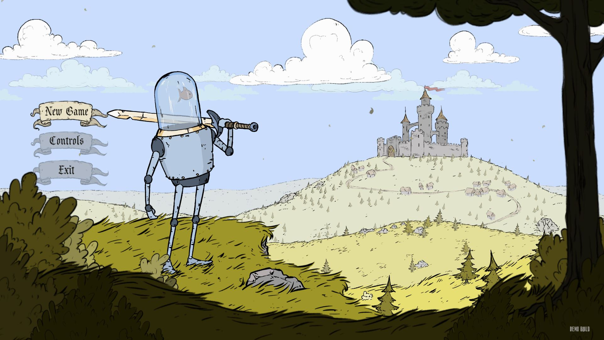 Feudal Alloy Demo