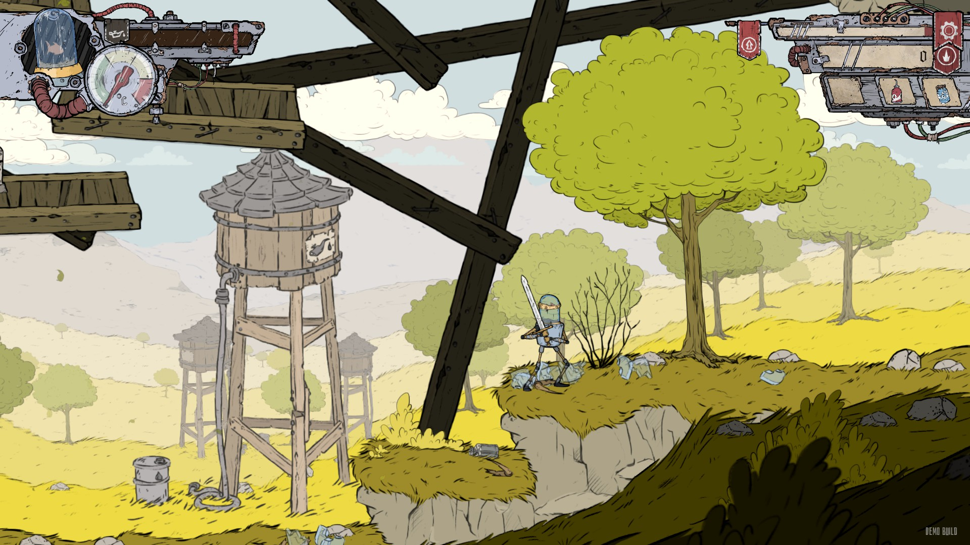 Feudal Alloy - Explore