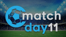 Latest game: Matchday11 Football Manager
